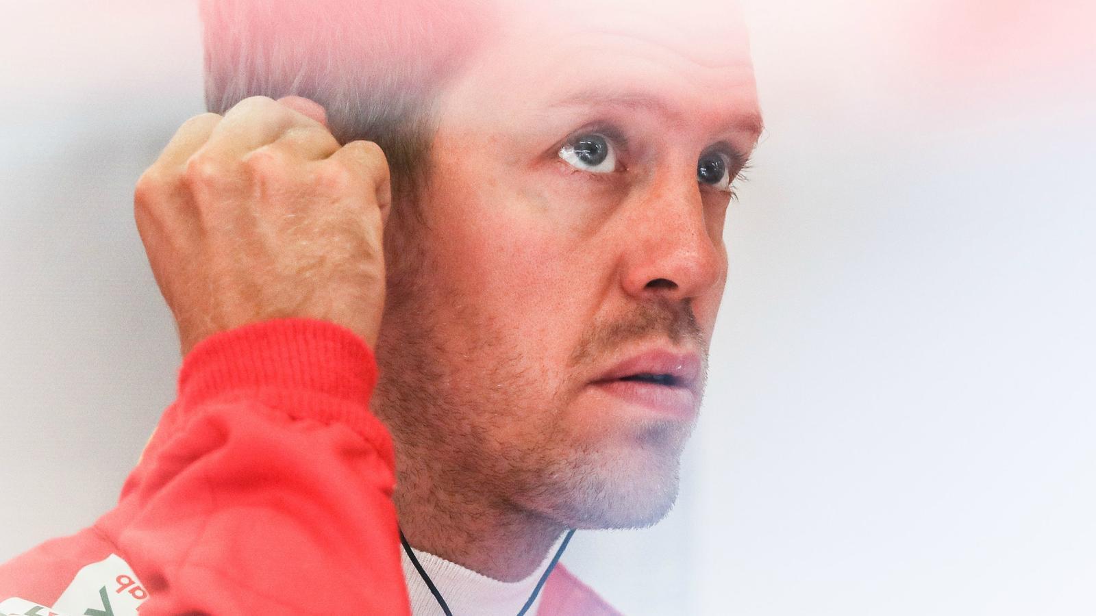 Zur Defensive verdammt: Sebastian Vettel steht unter besonderer Beobachtung.