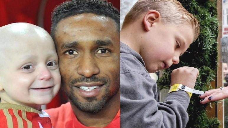 Tijn Kolsteren und Bradley Lowery haben den Kampf gegen den Krebs verloren.