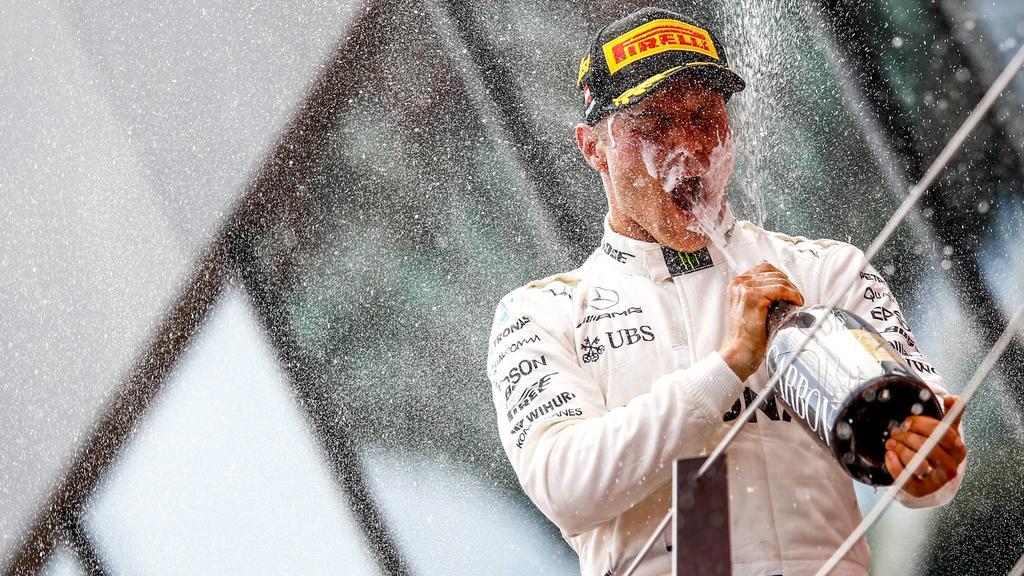 Motorsports: FIA Formula One World Championship WM Weltmeisterschaft 2017, Grand Prix of Austria, 77 Valtteri Bottas (FIN, Mercedes AMG Petronas F1 Team), Spielberg Austria xHOCHxZWEIxMotorsports FIA Formula One World Championship World Cup World Cup