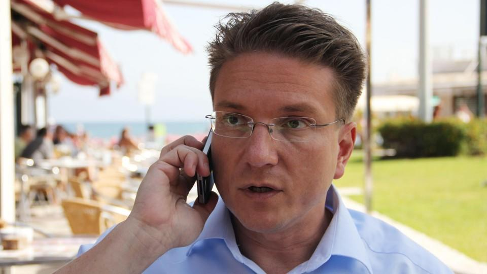 RTL Reiseexperte Ralf Benkö