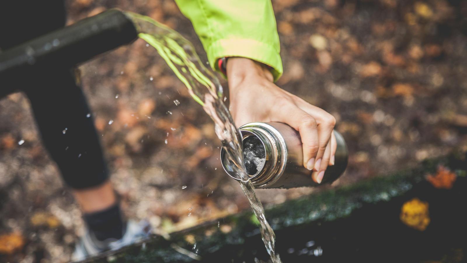 Refill ist die deutsche Version des amerikanischen Reefills. Die App soll dafür sorgen, dass weniger Wasser in Plastikflaschen gekauft wird.