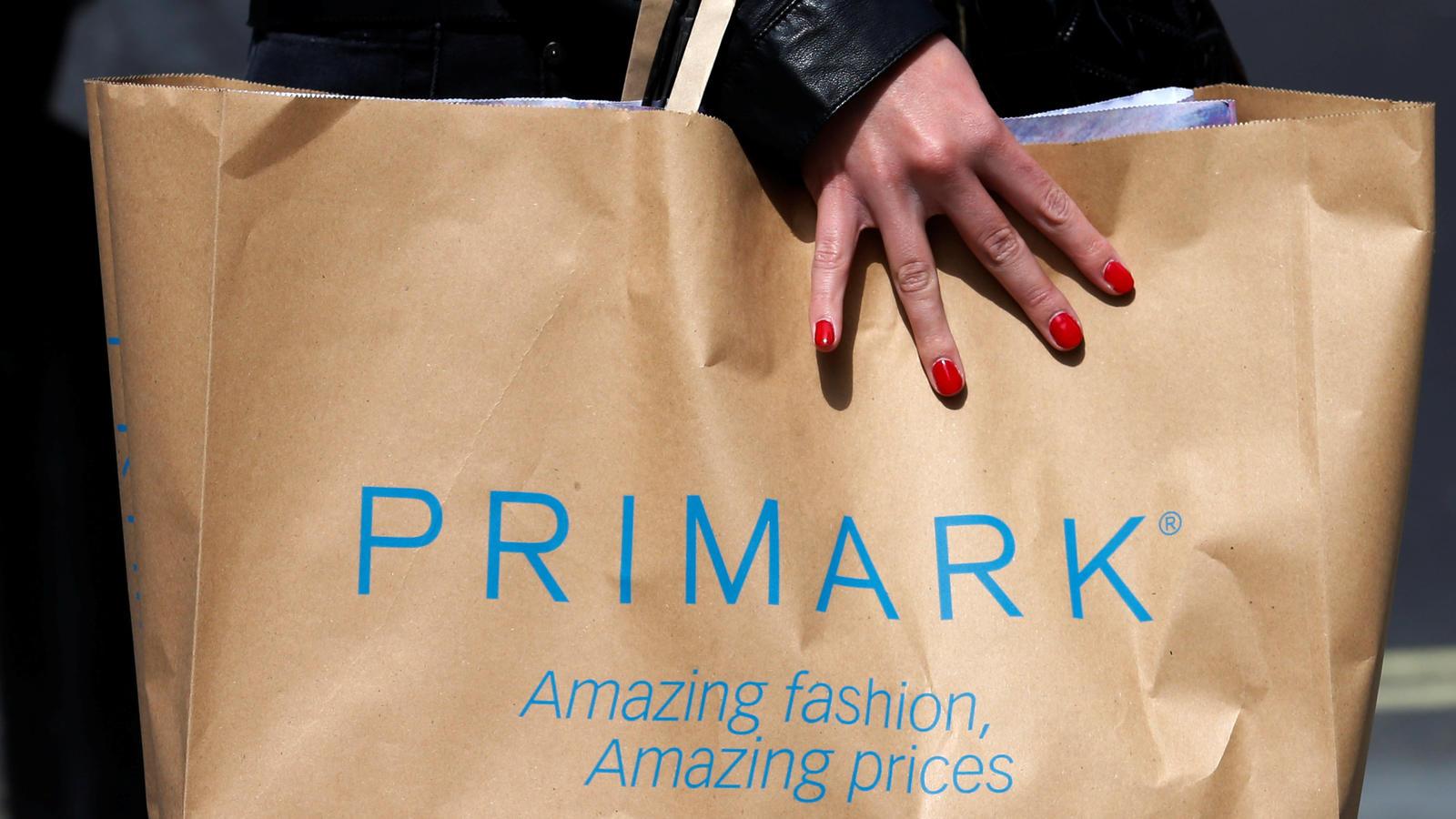 Die Modediscounterkette Primark sorgt mit ihrer Produkten wieder  mal für Kritik.