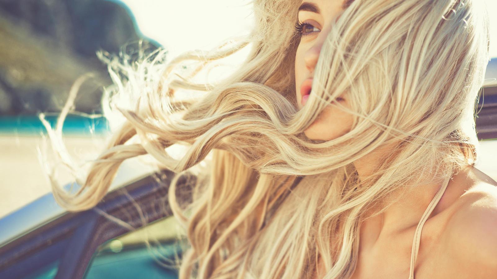 Aufhellen haare natürlich schwarz gefärbte Dunkle Haare