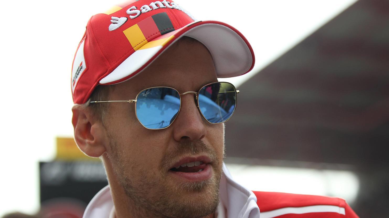 Sebastian Vettel Scuderia Ferrari formula 1 GP Belgien in Spa 27 08 2017 Photo mspb Stiefel Seba