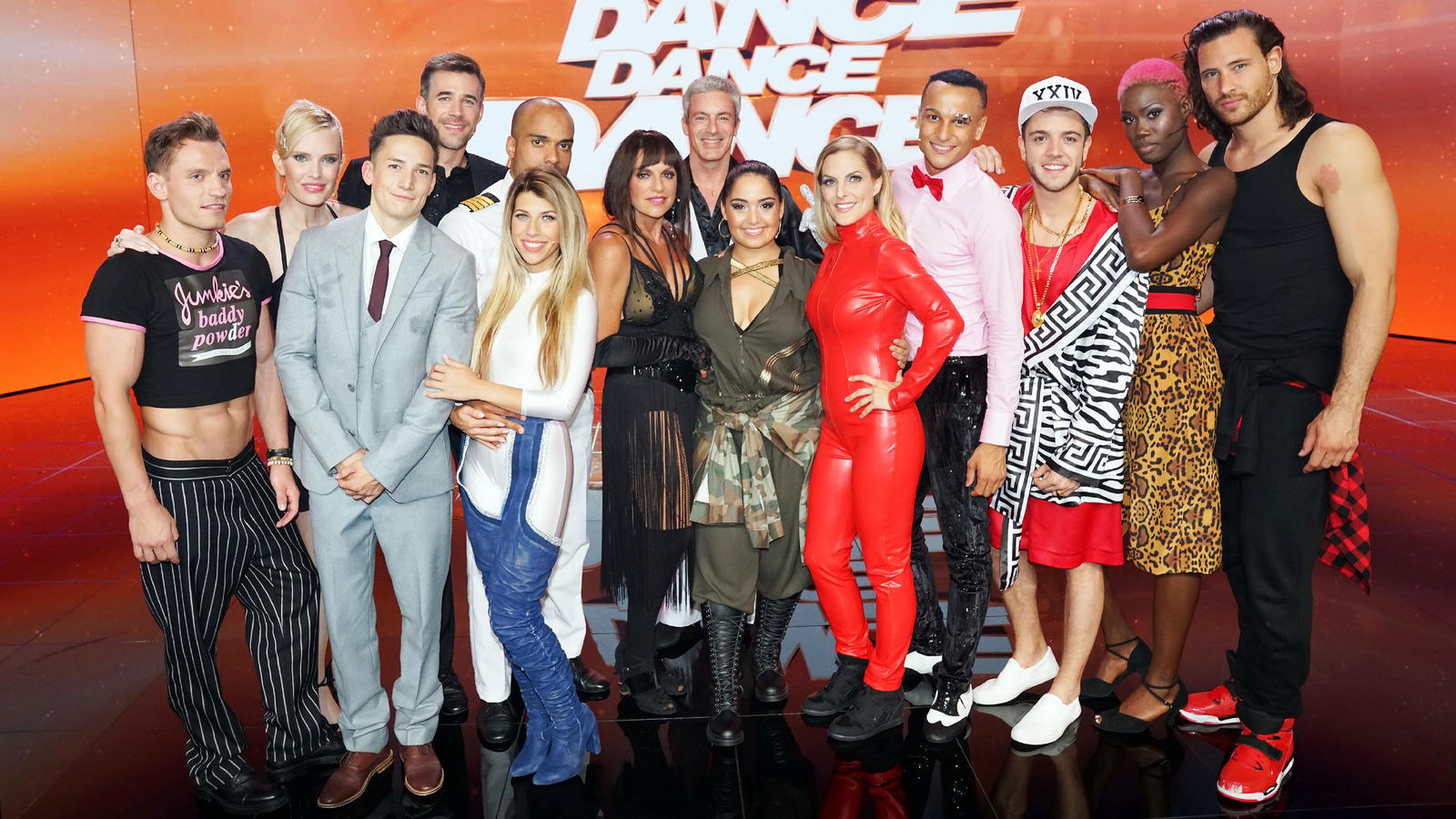 dance dance dance rtl