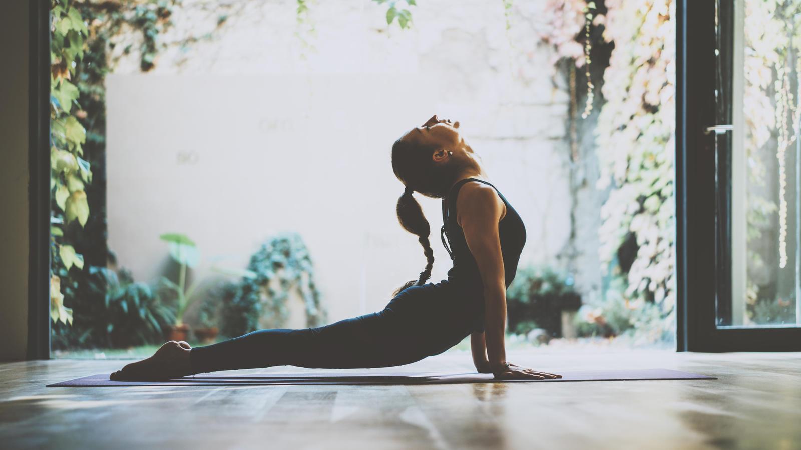 Yoga boomt auch in Deutschland seit einigen Jahren. Corona dürfte den Boom nochmals befeuern.