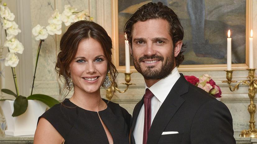 Prinzessin Sofia von Schweden und ihr Prinz Carl Philip könnten zum dritten Mal Eltern werden.