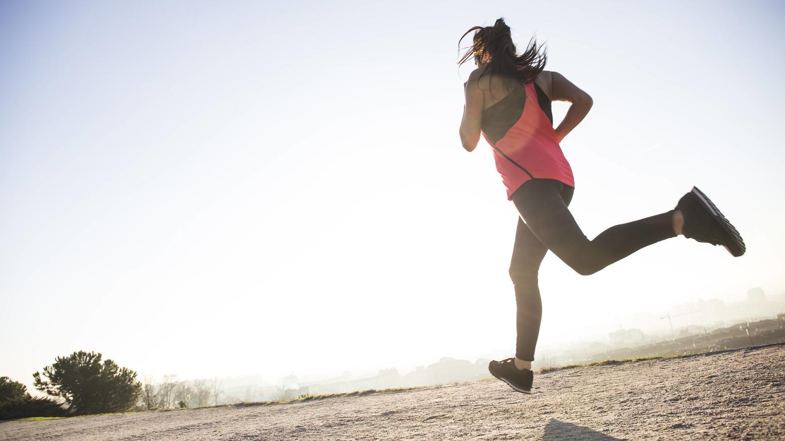 Fit für den Frühling: Laufen tut gut