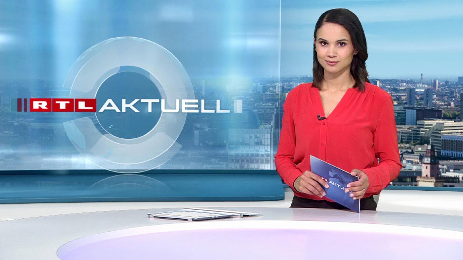 Neues Gesicht bei 'RTL Aktuell': Charlotte Maihoff