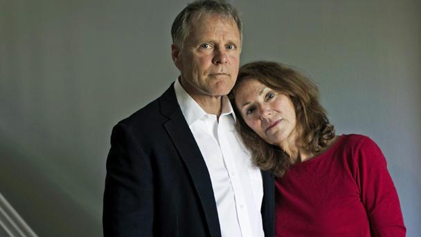 Fred und Cindy Warmbier, die Eltern des verstorbenen Studenten Otto Warmbier