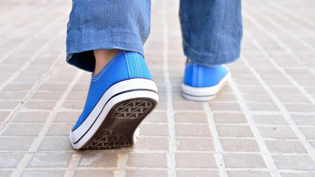 Schuhe Quietschen Diese Fünf Tricks Helfen