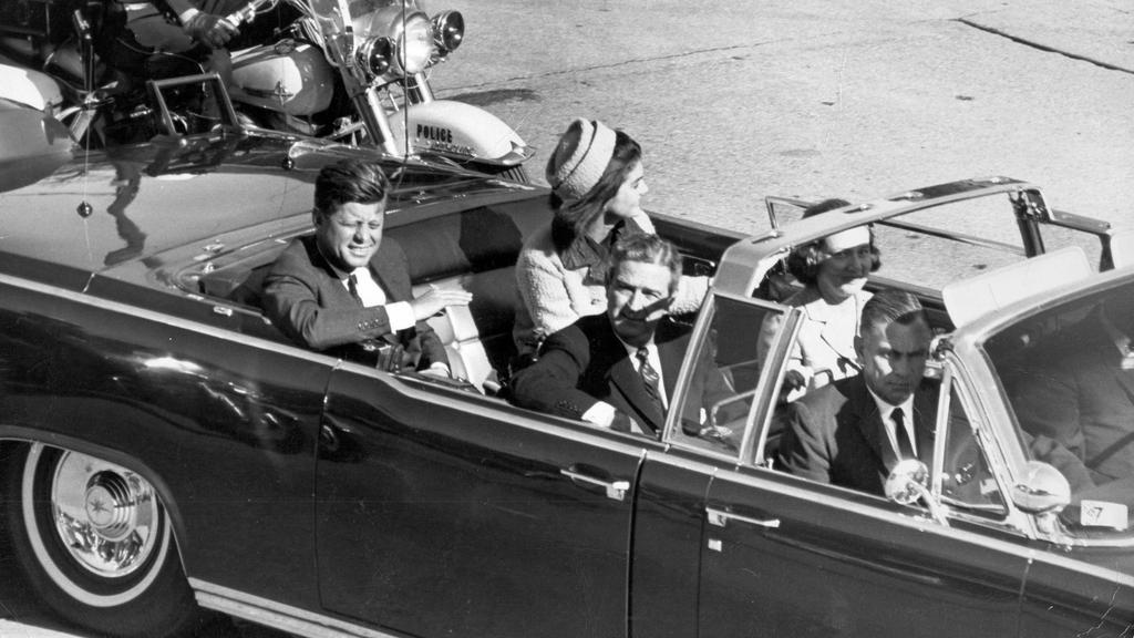 President John F Kennedy's assassination.Dallas Texas 22 November 1963©TopFoto