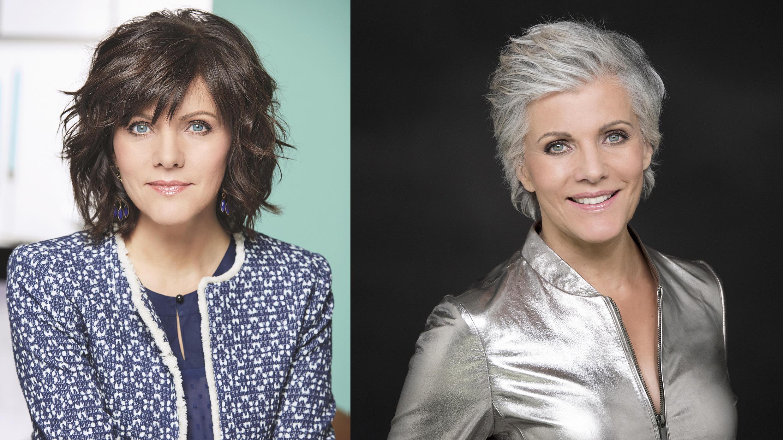 This Time Next Year Birgit Schrowange überrascht Mit Grauen Haaren