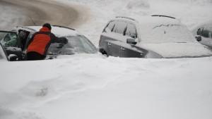 Verspätet ins Büro wegen Schnee? Das sind Ihre Rechte.