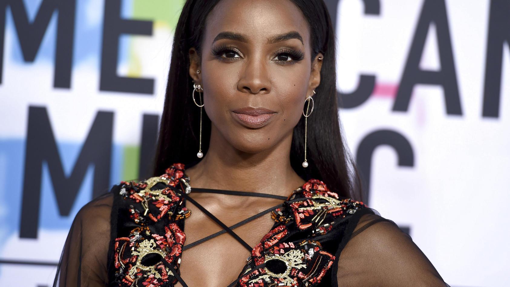 """""""Destiny's Child""""-Star Kelly Rowland erwartet ihr zweites Kind."""