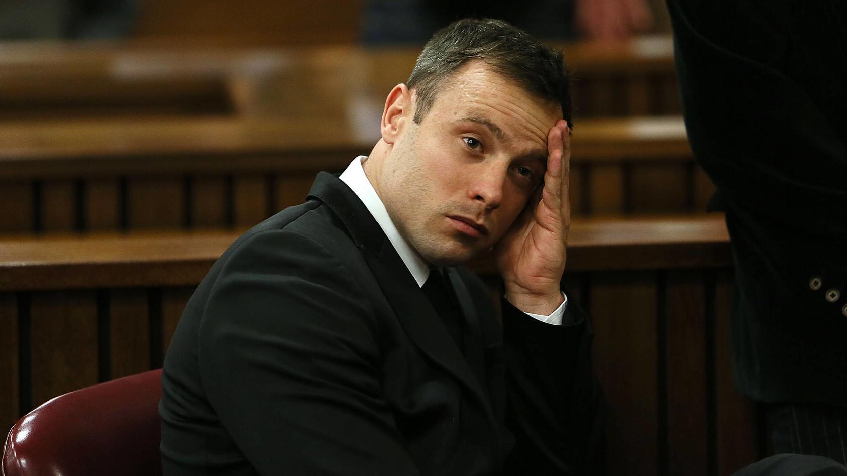 Vom Sport-Star zum Mörder: Der tiefe Fall des Oscar Pistorius