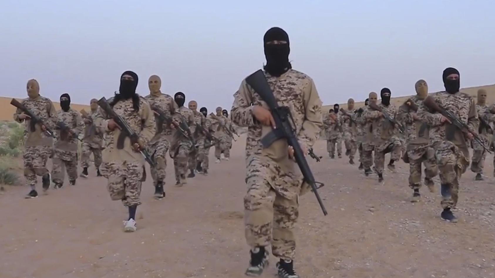 Islamischer Staat Propaganda