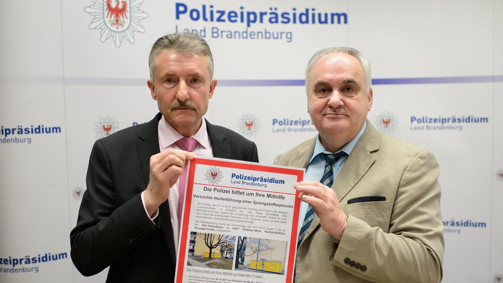 Polizei warnt vor weiteren gefährlichen Paketen