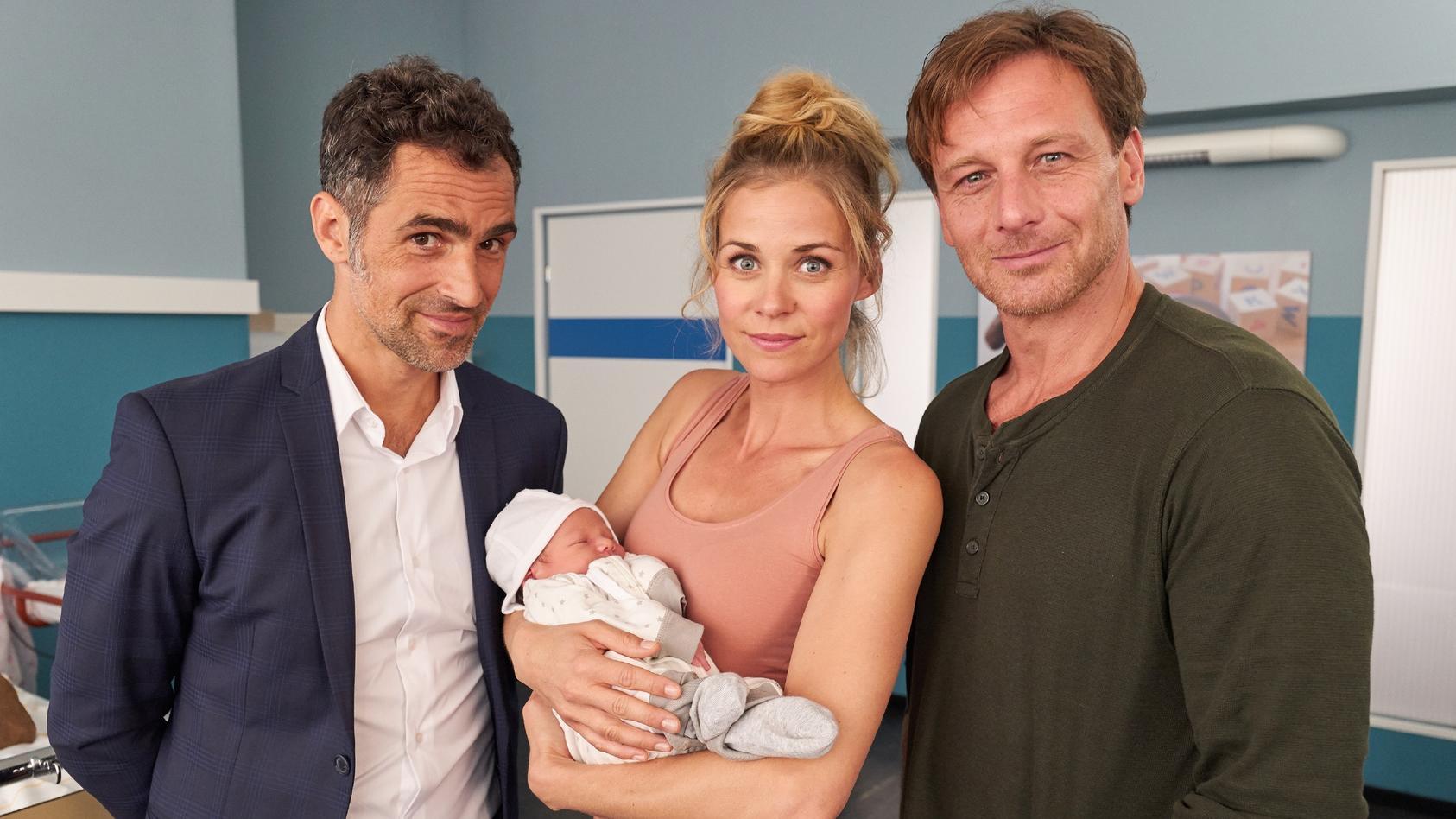 Wer ist der Vater von Karin Noskes (Jessica Ginkels) Kind?