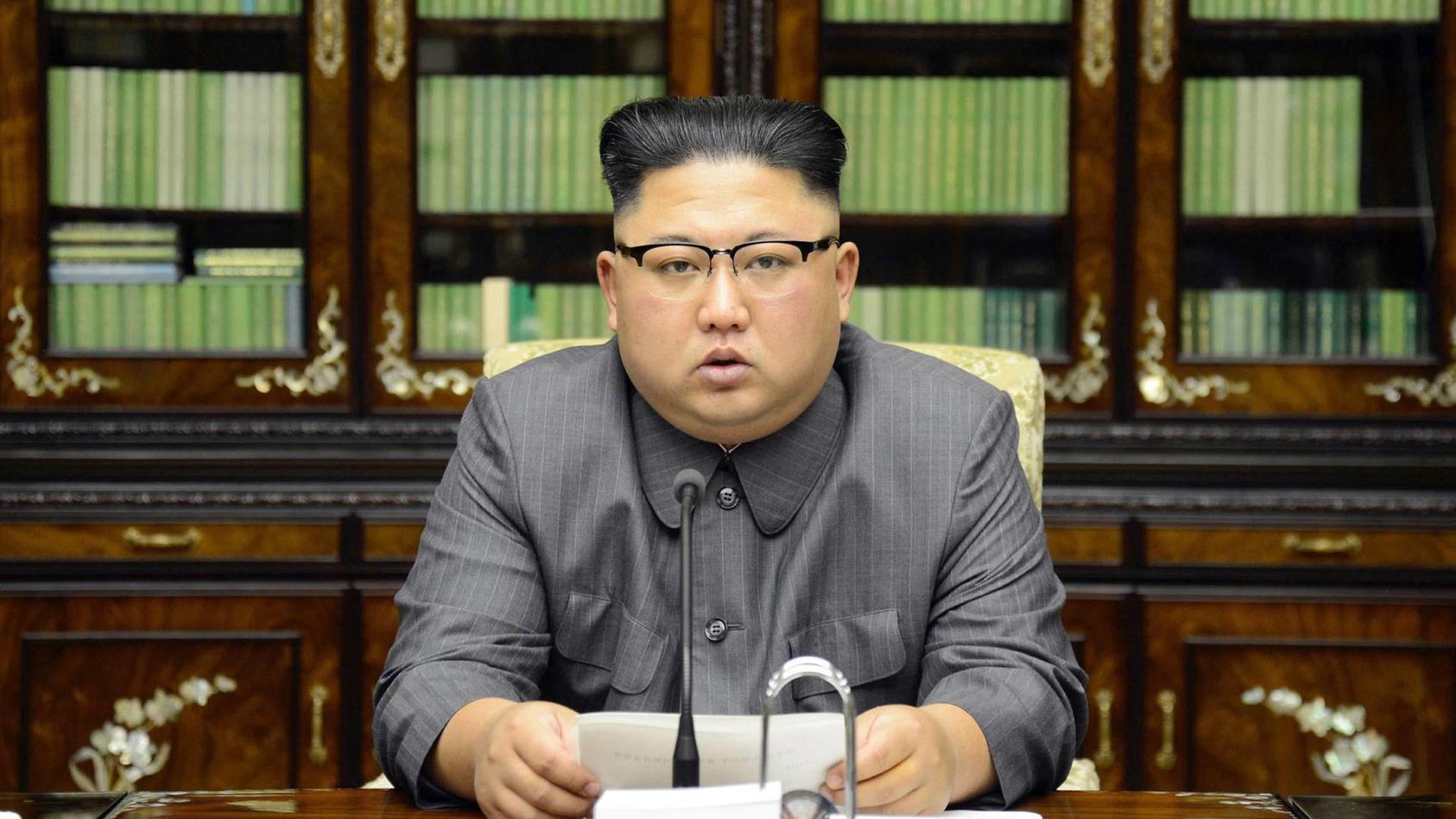 Nordkoreas Machthaber Kim Jong Un - Ist eine Deeskalation möglich?