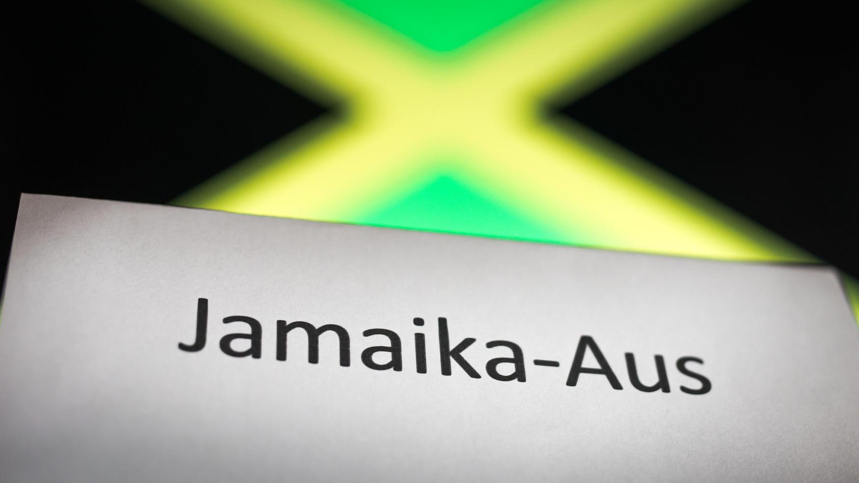 Wort des Jahres 2017: Jamaika-Aus