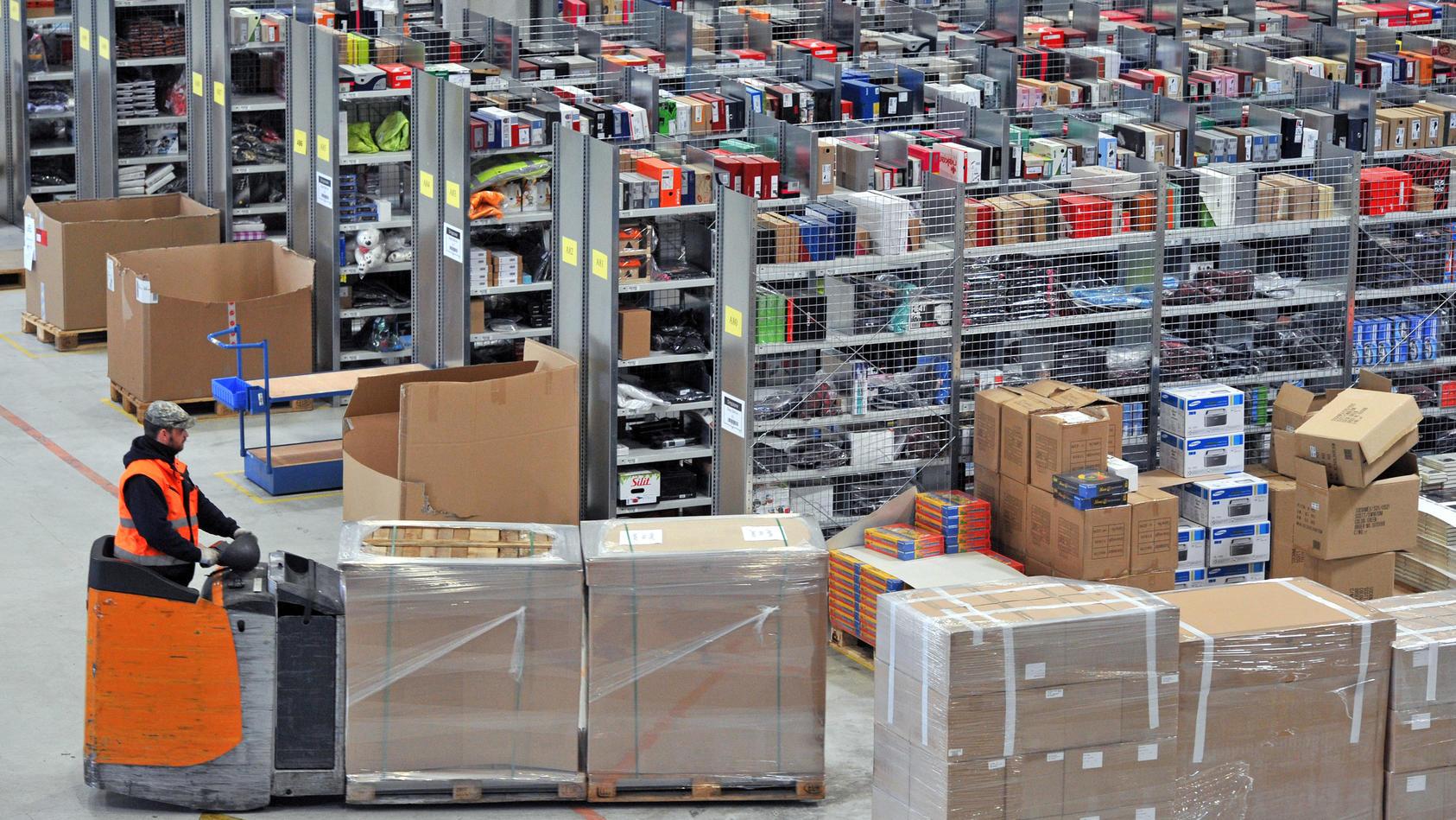Schwere Vorwürfe gegen Amazon: Überwacht der Konzern seine Mitarbeiter?