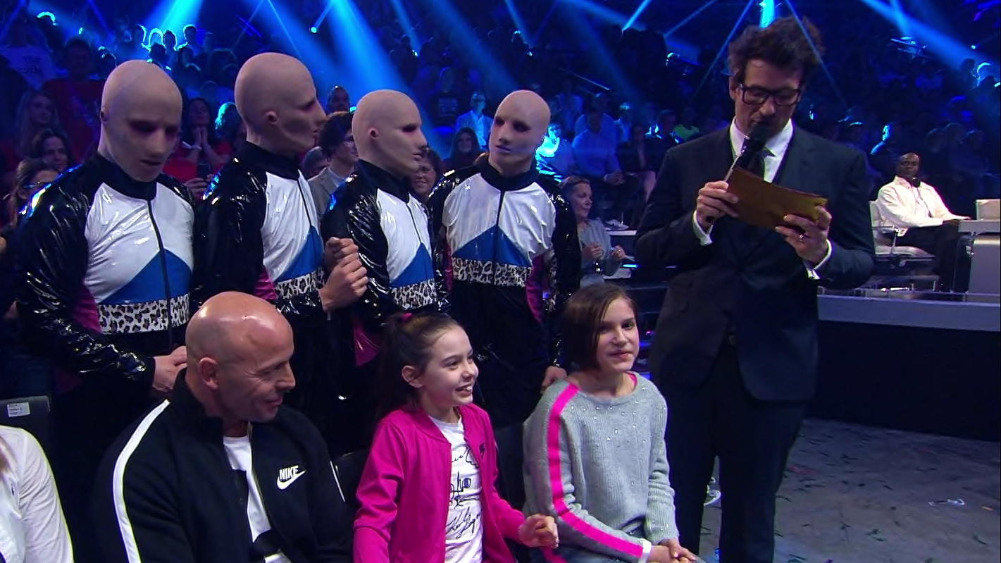 Das Supertalent Finale 2017 So Klar Hat Alexa Lauenburger Vor