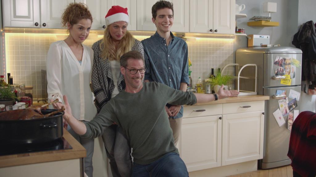 GZSZ: Nina und Luis feiern mit Familie Seefeld Weihnachten