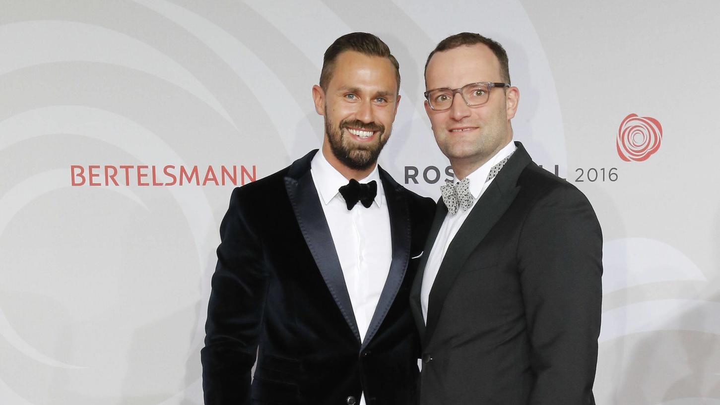 Jens Spahn und Daniel Funke haben geheiratet (Bild: Archiv)
