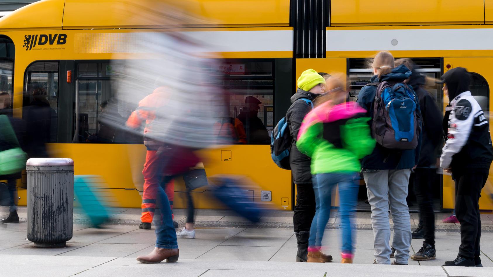 Jahresbilanz der Dresdner Verkehrsbetriebe