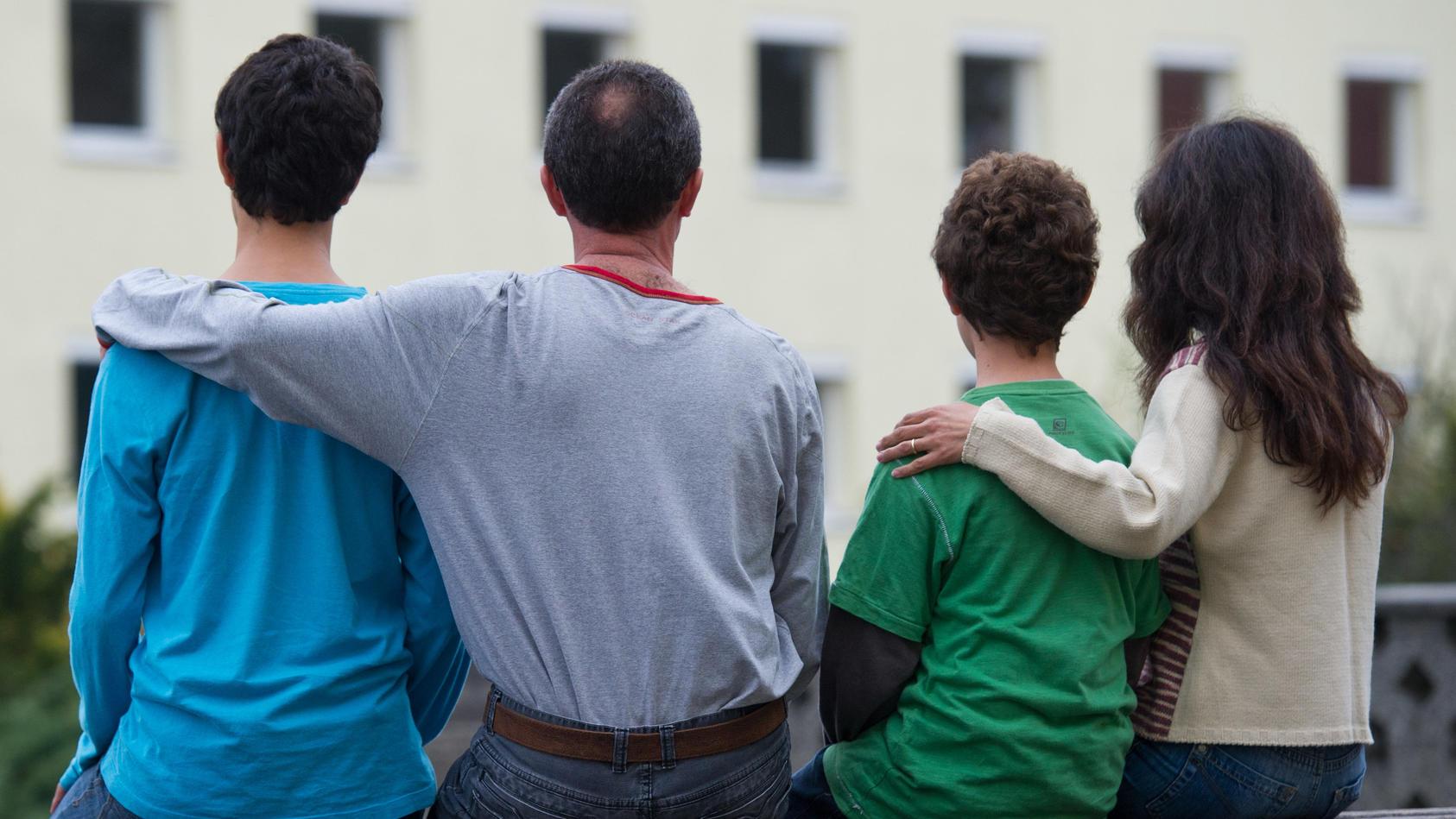 Der Familiennachzug von Flüchtlingen bleibt ein heikles Thema zwischen Union und SPD.