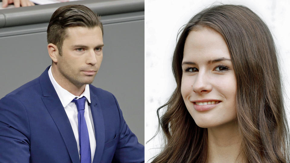 Jan Ralf Nolte, Celine Erlenhofer