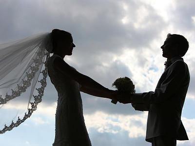 Hochzeitsapaar