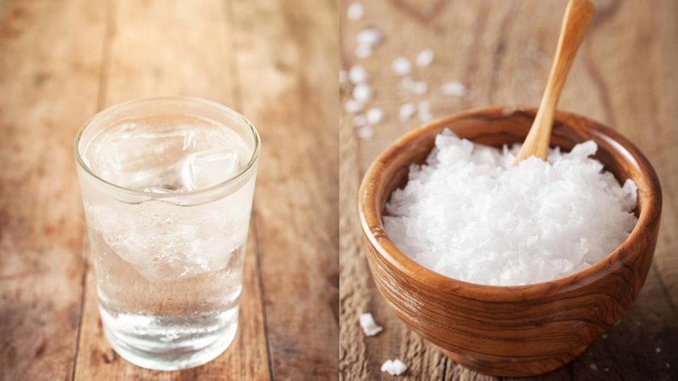 Forscher finden winzige Kunststoffpartikel in Mineralwasser und Fleur de Sel.
