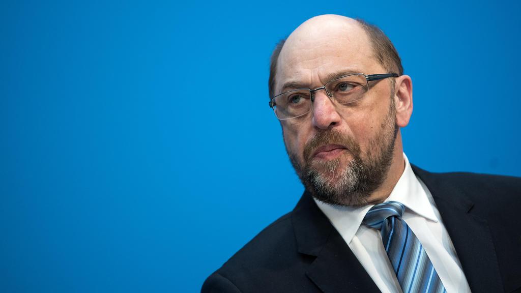 Martin Schulz, Vorsitzender der SPD