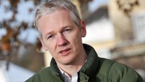 Wikileaks-Chef Julian Assange fürchtet im Falle einer Auslieferung an die USA einen Anschlag auf sein Leben