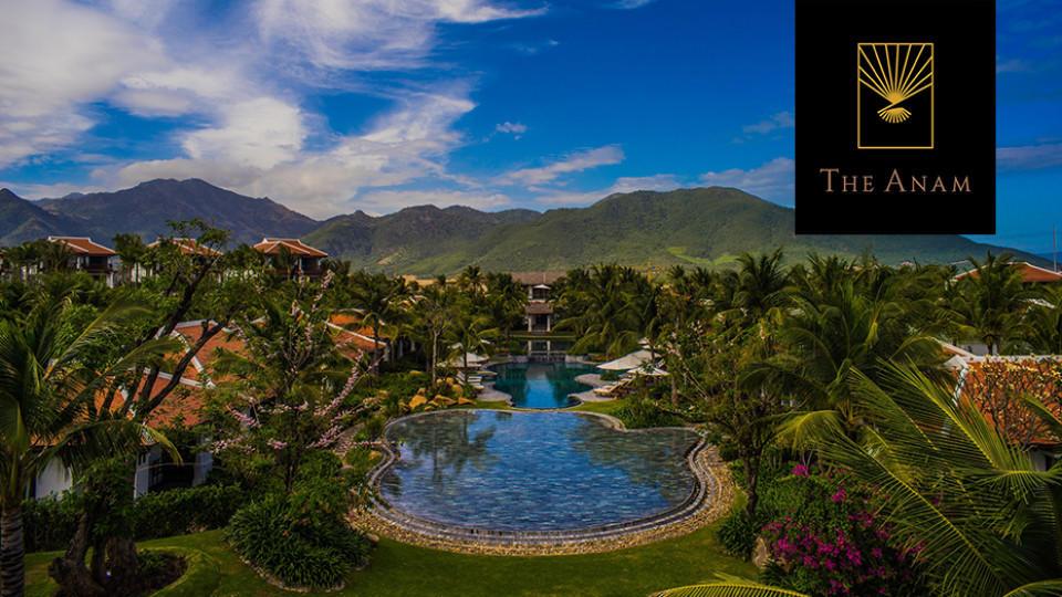 """Das neue Fünf-Sterne-Luxusresort """"The Anam"""" liegt nördlich von Cam Ranh."""