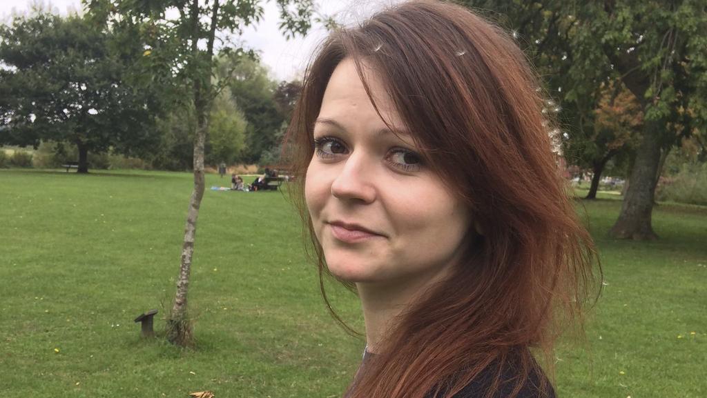 Yulia Skripal, Tochter von Sergei Skripal