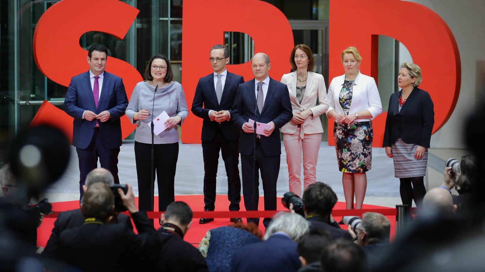 Die SPD will für den Fall des Falles gerüstet sein.