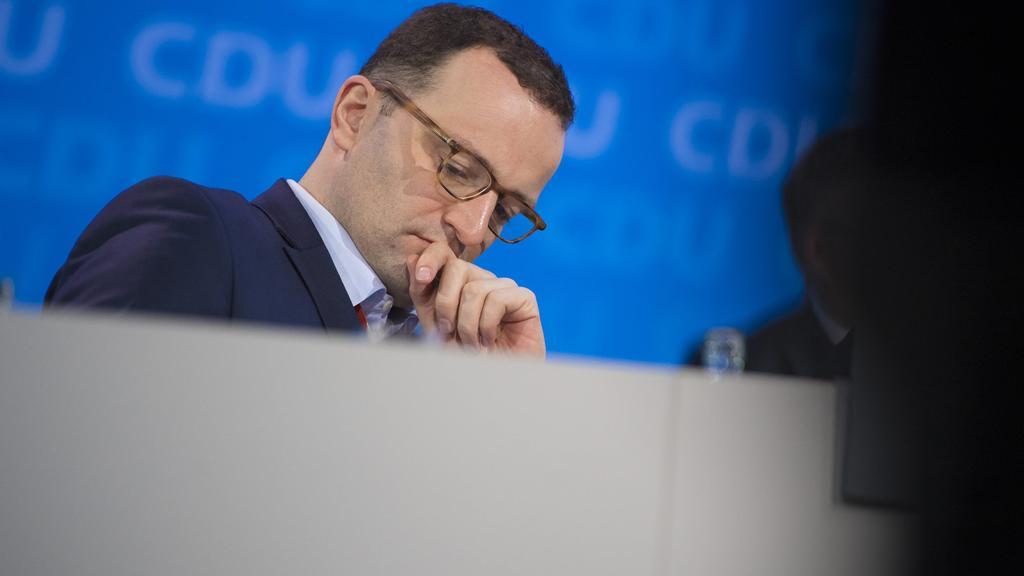 Der designierte Bundesgesundheitsminister Jens Spahn (CDU).