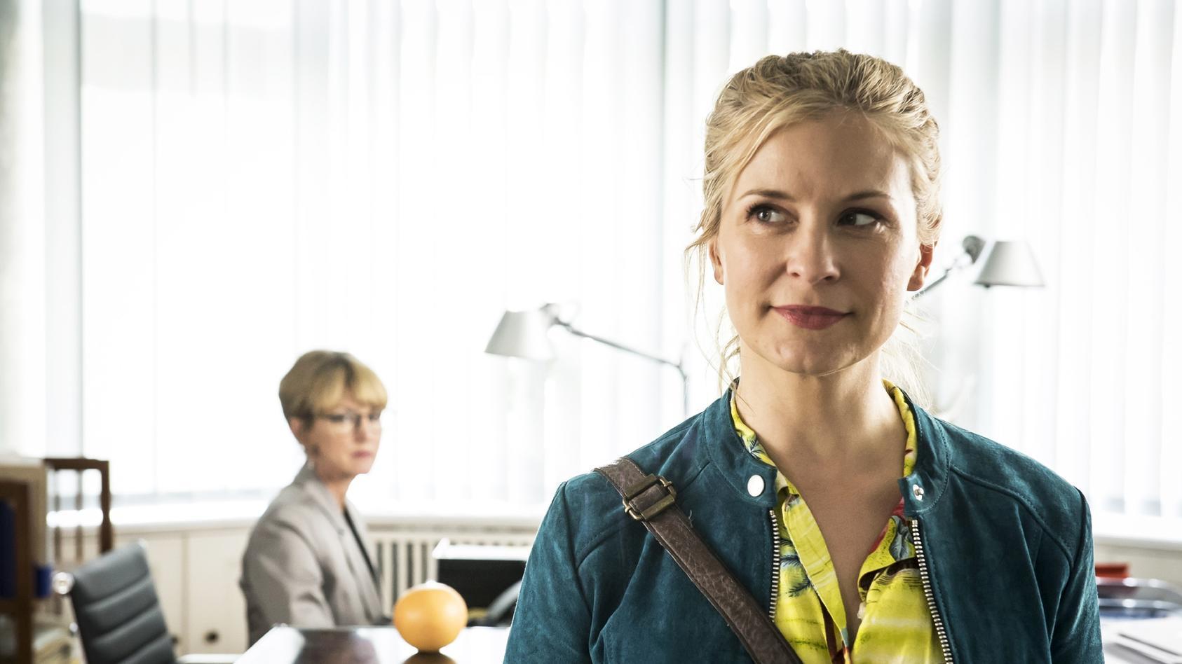 """Birte Hanusrichter spielt die Titelrolle in """"Jenny - echt gerecht!"""""""