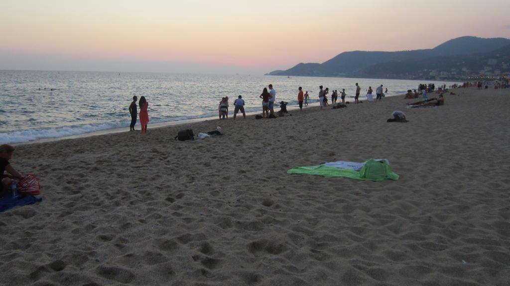 Strand von Alanya