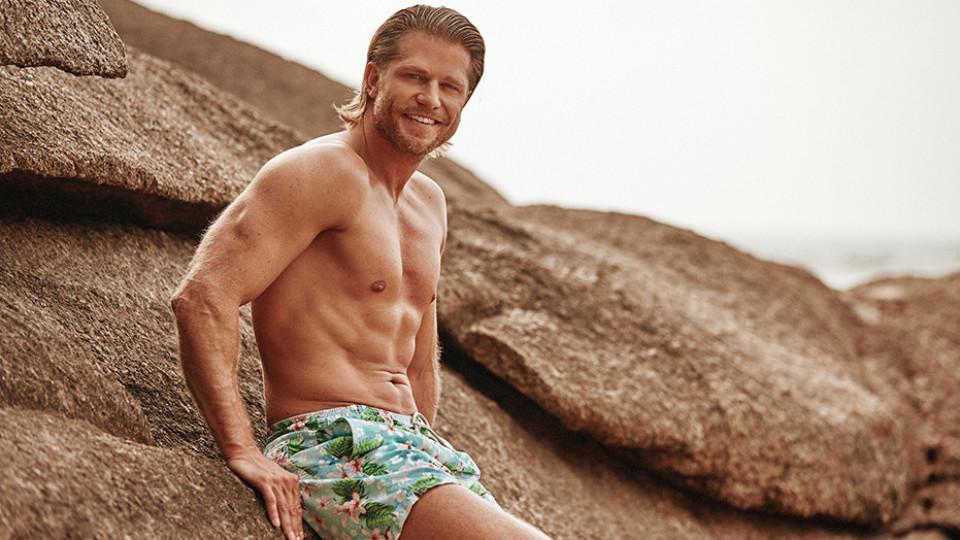 """Paul Janke gilt als der """"ewige Bachelor"""". Er hofft, im Paradies sein Single-Dasein beenden zu können."""