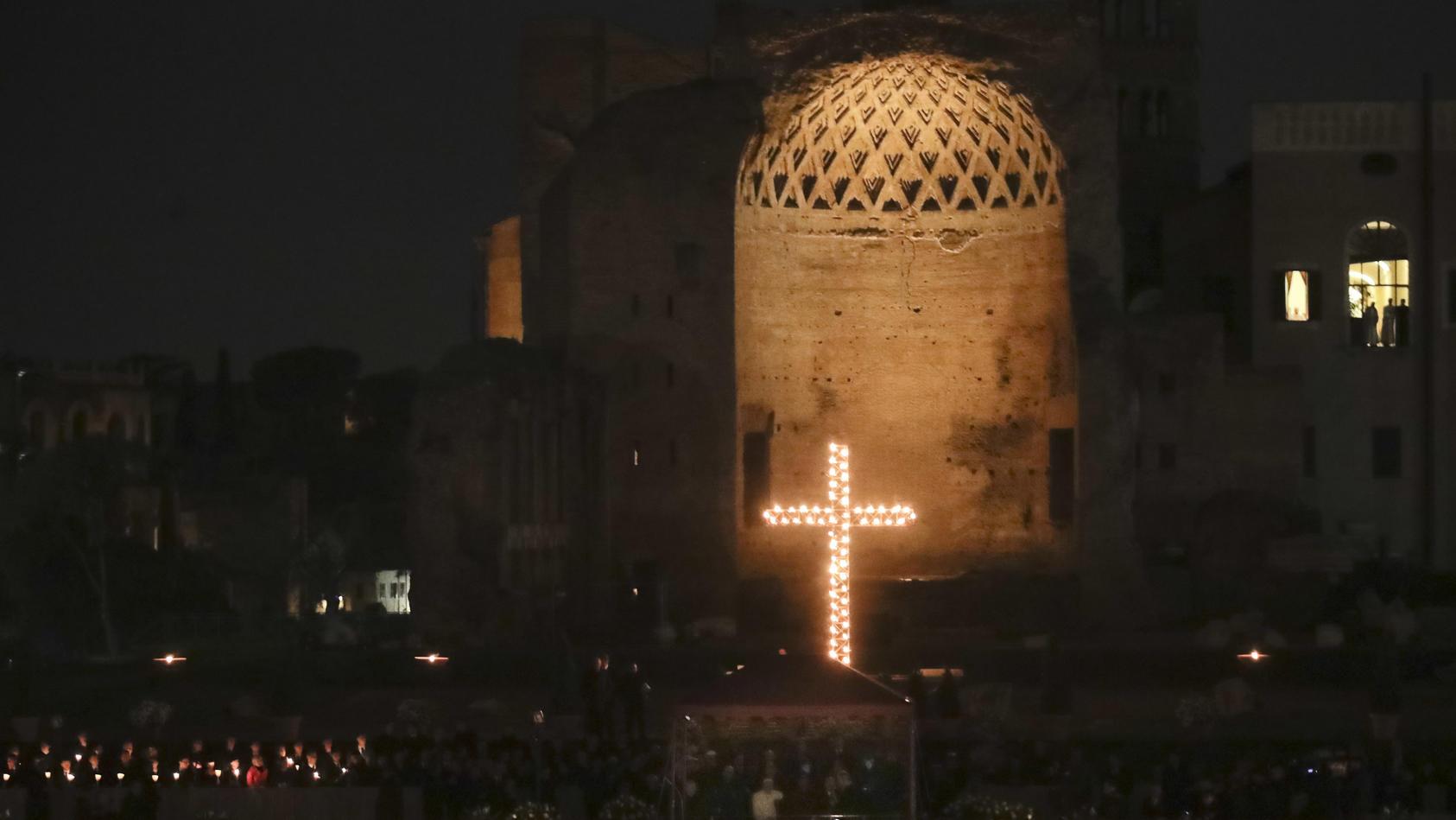Karfreitag im Vatikan