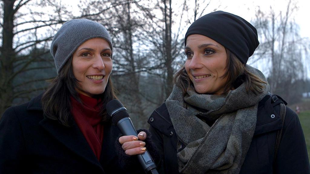 GZSZ: Ulrike Frank und Linda Marlen Runge