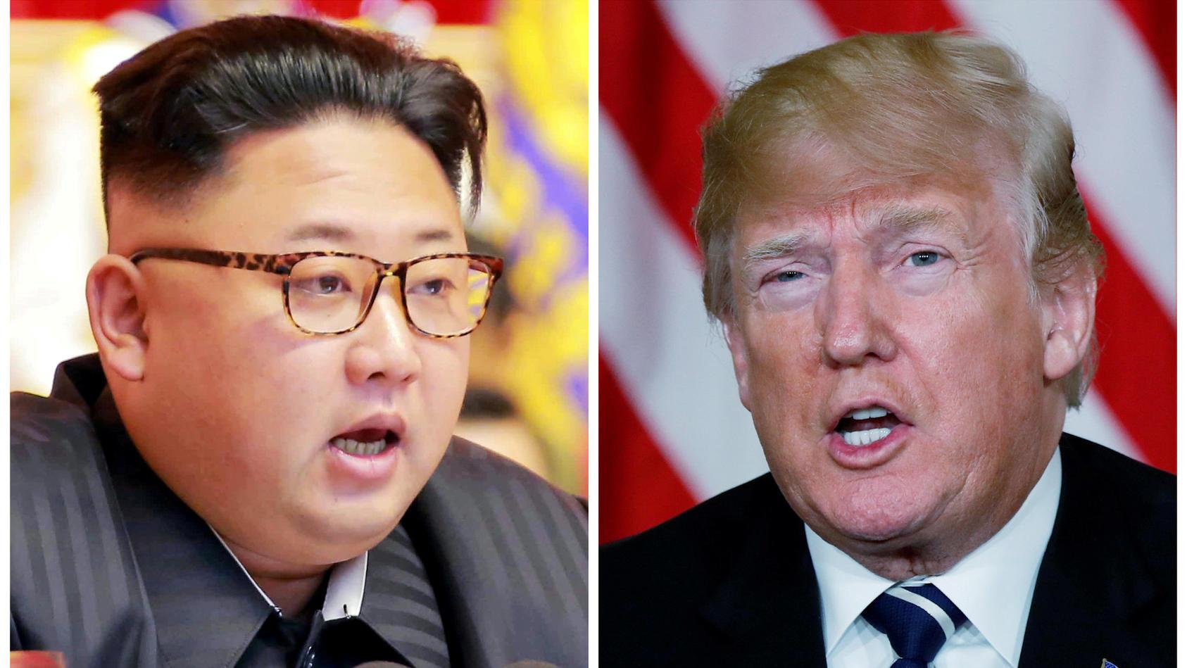 Ein Treffen zwischen Kim Jong Un und Donald Trump könnte in Kürze Realität werden.
