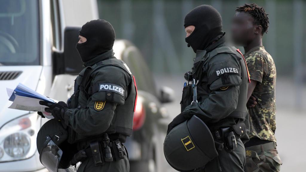 Verletzte bei Polizeieinsatz in Ellwangen