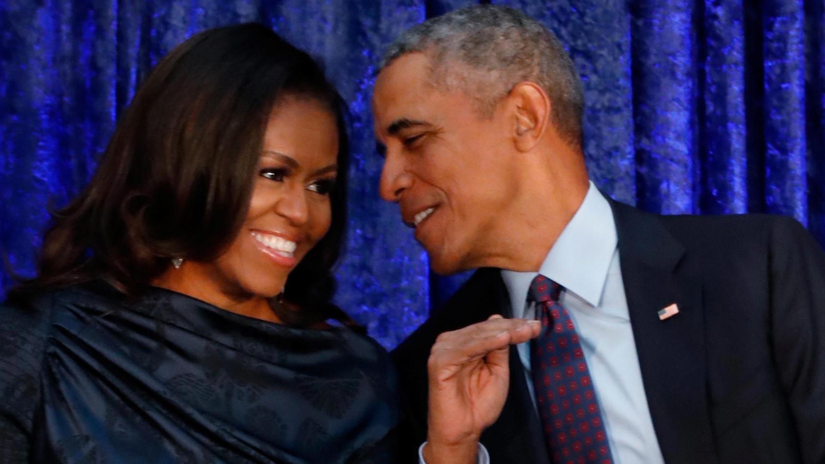 Barack und Michelle Obama: Der Ex-US-Präsident und seine Frau produzieren bald Filme, Serien und Dokus für Netflix
