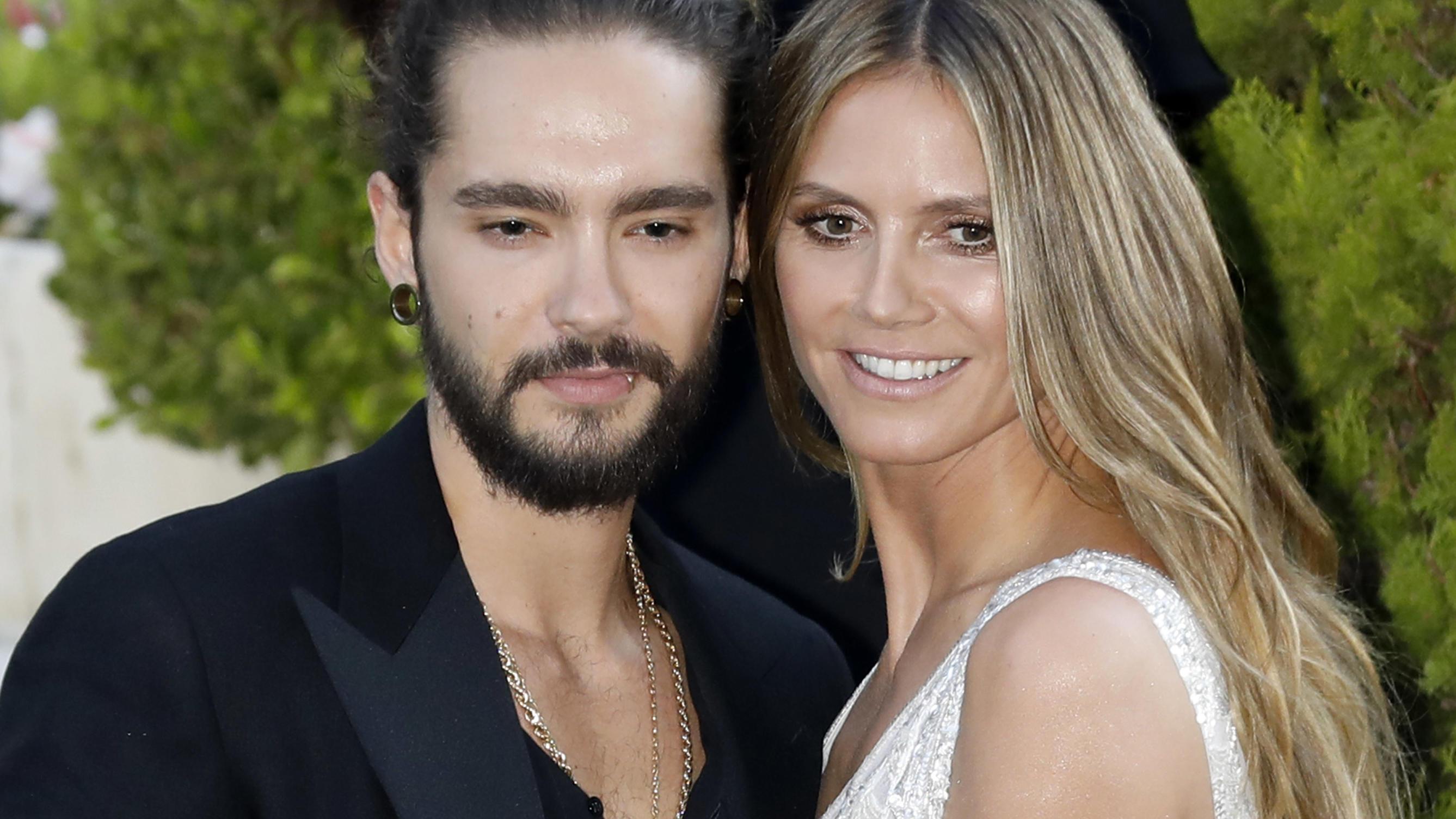 Heidi Klum Tom Kaulitz Bringt Seinen Bruder Bill Mit Zum Date Nach