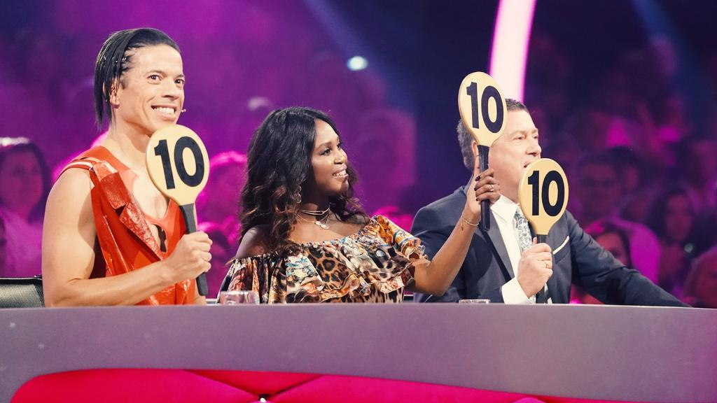 "Die ""Let's Dance""-Jury vergibt 30 Punkte."
